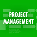 Project Management - Communications Professional Experience